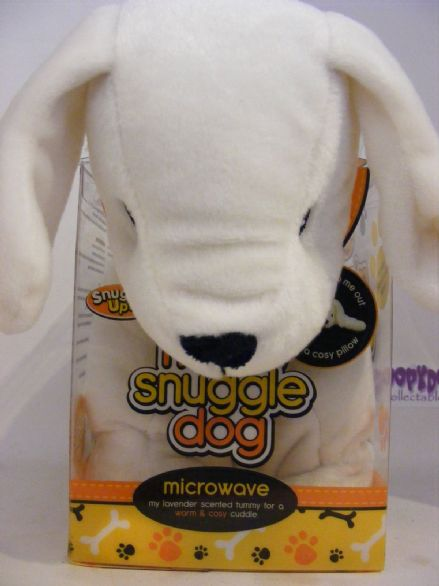 BNIB MICRO SNUGGLE DOG - PERFECT FOR COLD NIGHTS